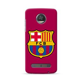 FC Barcelona Logo Wine Red Moto Z2 Play Case