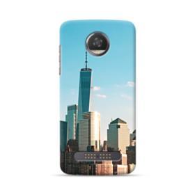 New York Skyline Moto Z2 Play Case