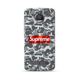 Bape x Supreme Moto Z2 Play Case