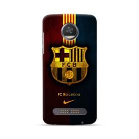 Futbol Club Barcelona Emblem Moto Z2 Play Case