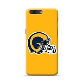 Los Angeles Rams Team Helmet Logo OnePlus 5 Case