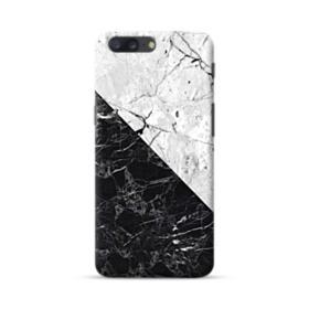 Black & White Marble  OnePlus 5 Case