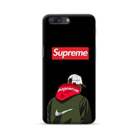 Supreme x Nike Hoodie OnePlus 5 Case