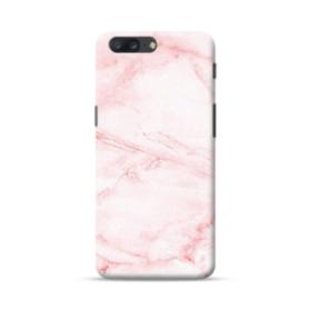 Pink Marble OnePlus 5 Case
