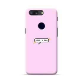 Daddy's Girl Quote OnePlus 5T Case