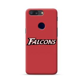 Falcons Logo Red OnePlus 5T Case