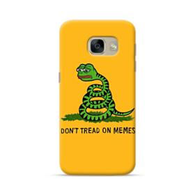 Pepe the frog don't tread on memes Samsung Galaxy A5 2017 Case