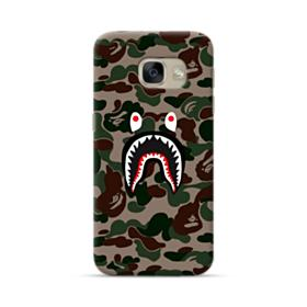 Bape shark camo print Samsung Galaxy A5 2017 Case