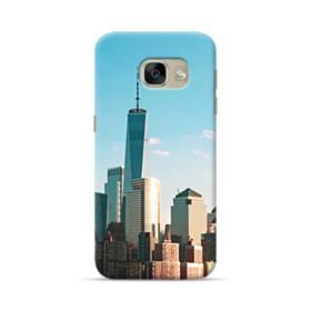 New York Skyline Samsung Galaxy A5 2017 Case