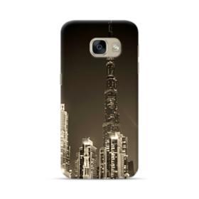 City night skyline Samsung Galaxy A5 2017 Case