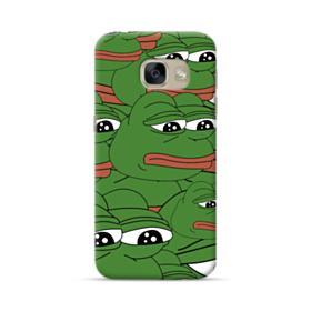 Sad Pepe frog seamless Samsung Galaxy A5 2017 Case