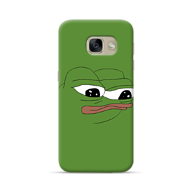 Sad Pepe frog Samsung Galaxy A5 2017 Case