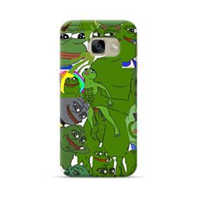 Rare pepe the frog seamless Samsung Galaxy A5 2017 Case