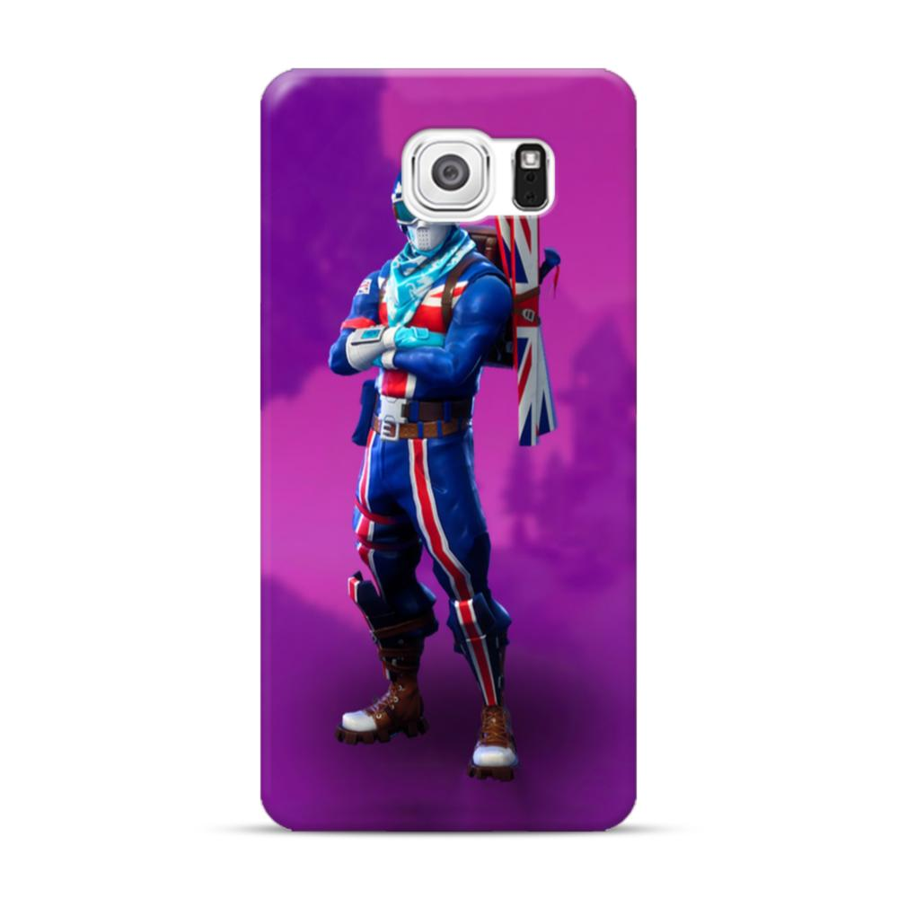 promo code 276f1 f52bc Fortnite Alpine Ace Samsung Galaxy S6 edge Case