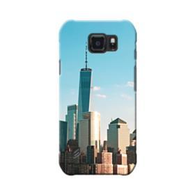 New York Skyline Samsung Galaxy S6 Active Case