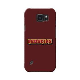Redskins Logo Red Samsung Galaxy S6 Active Case