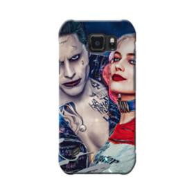 Harley Quinn And Joker Samsung Galaxy S6 Active Case