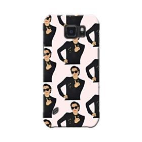 Kris Jenner middle finger meme Samsung Galaxy S6 Active Case