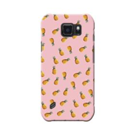 Pineapples Party Samsung Galaxy S6 Active Case