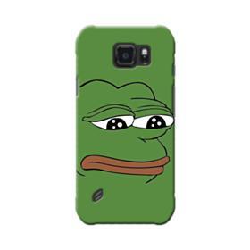 Sad Pepe frog Samsung Galaxy S6 Active Case