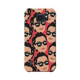 Kris jenner funny meme emoji Samsung Galaxy S6 Active Case