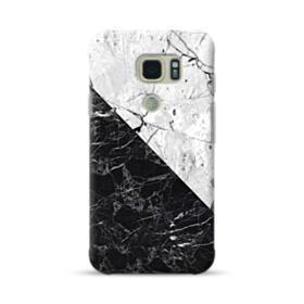 Black & White Marble  Samsung Galaxy S7 Active Case