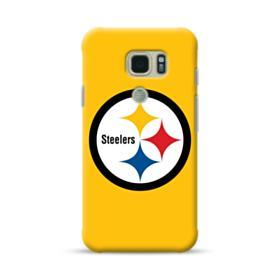 Pittsburgh Steelers Team Logo Round Samsung Galaxy S7 Active Case