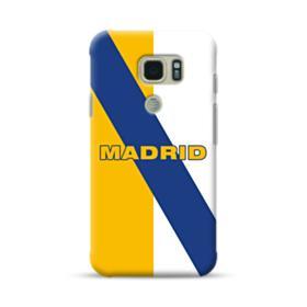 Madrid Diagonal Stripes Samsung Galaxy S7 Active Case