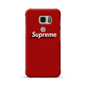 Supreme Red Cover Samsung Galaxy S7 Active Case