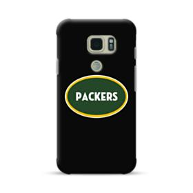 Packers Logo Oval Samsung Galaxy S7 Active Case