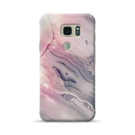 Pink Marble Samsung Galaxy S7 Active Case