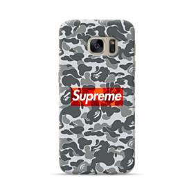 Bape x Supreme Samsung Galaxy S7 Case