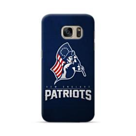 New England Pat Patriot Samsung Galaxy S7 Case