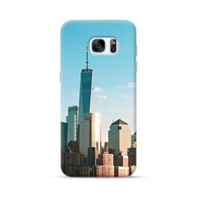 New York Skyline Samsung Galaxy S7 edge Case