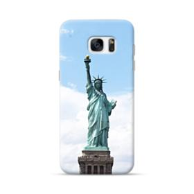 Statue of Liberty Samsung Galaxy S7 edge Case