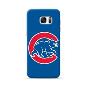 Chicago Cubs Mascot C Samsung Galaxy S7 edge Case