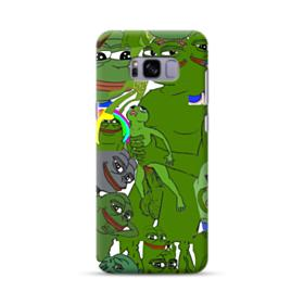 Rare pepe the frog seamless Samsung Galaxy S8 Plus Case