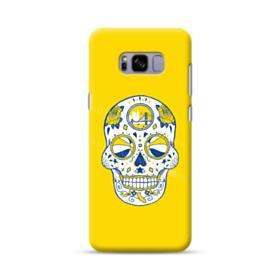 Golden State Sugar Skeleton Samsung Galaxy S8 Plus Case
