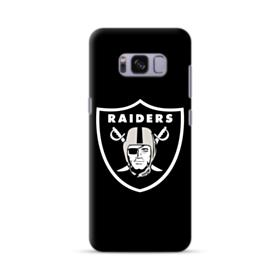 Oakland Raiders Team Logo Crest Samsung Galaxy S8 Case