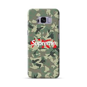 Supreme Camo Samsung Galaxy S8 Case