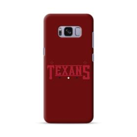 Texans Logo All Stars Samsung Galaxy S8 Case