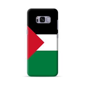 Flag of Jordan Samsung Galaxy S8 Case