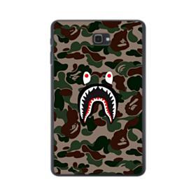 Bape shark camo print Samsung Galaxy Tab A 10.1 Case