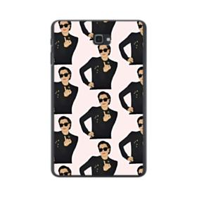 Kris Jenner middle finger meme Samsung Galaxy Tab A 10.1 Case