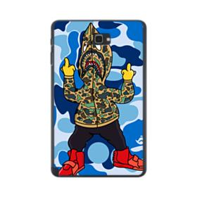 Cool Camo Illustration Samsung Galaxy Tab A 10.1 S-Pen Version Case