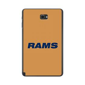 Rams Logo Minimalist Samsung Galaxy Tab A 10.1 S-Pen Version Case