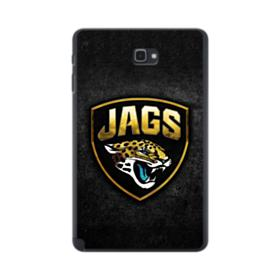Jags Logo Shield Samsung Galaxy Tab A 10.1 S-Pen Version Case