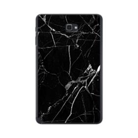 Black & White Marble Samsung Galaxy Tab A 10.1 S-Pen Version Case