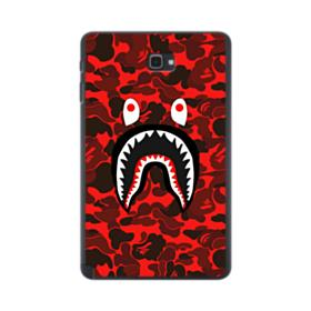 Bape Logo Red Camo Samsung Galaxy Tab A 10.1 S-Pen Version Case