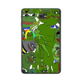 Rare pepe the frog seamless Samsung Galaxy Tab A 10.1 S-Pen Version Case